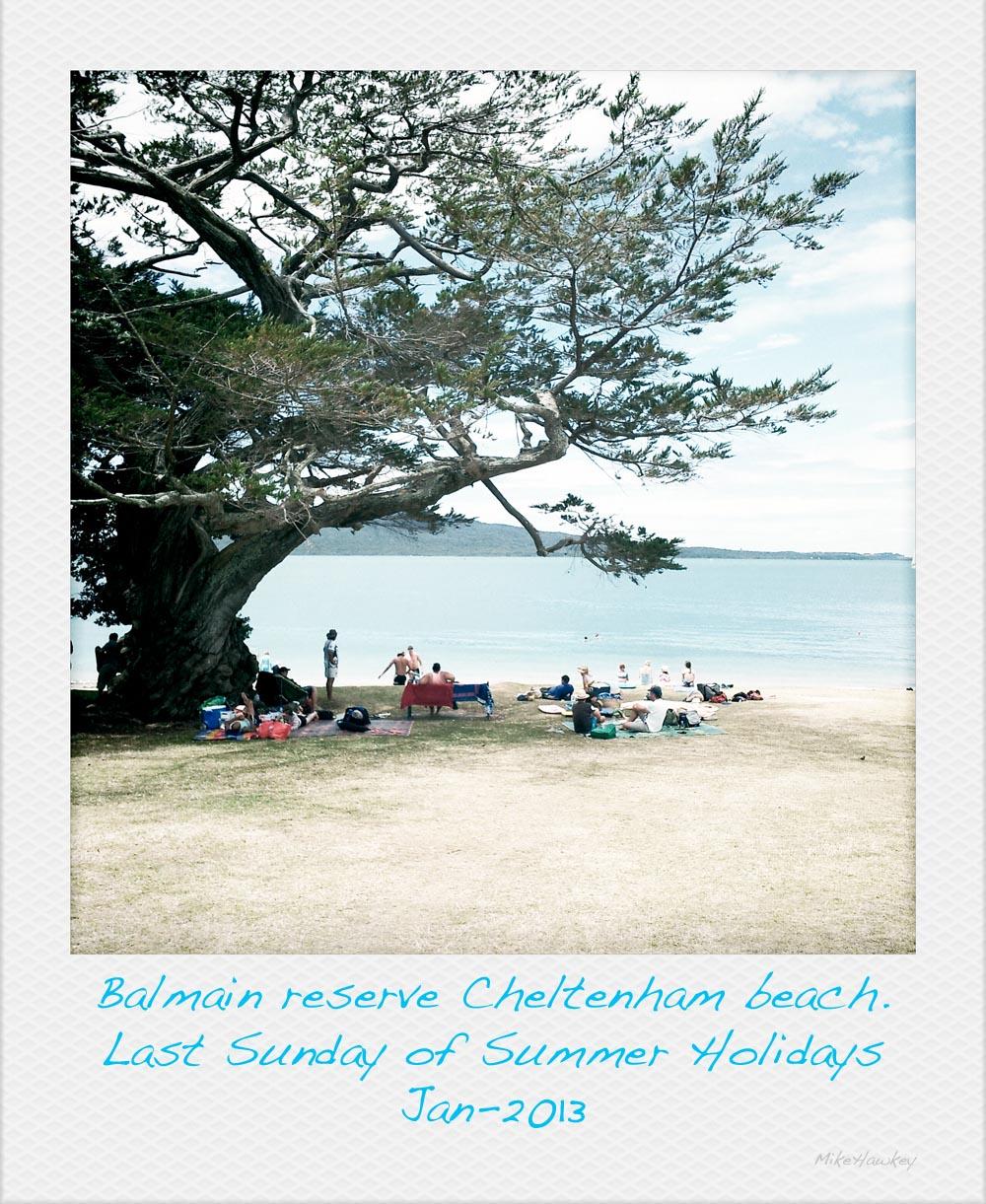 Balmain Reserve