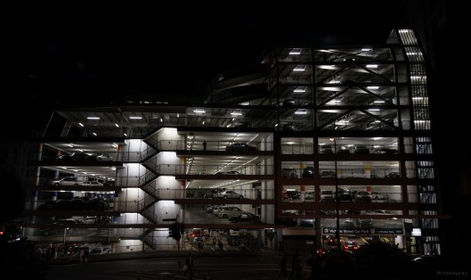 Carpark by Night