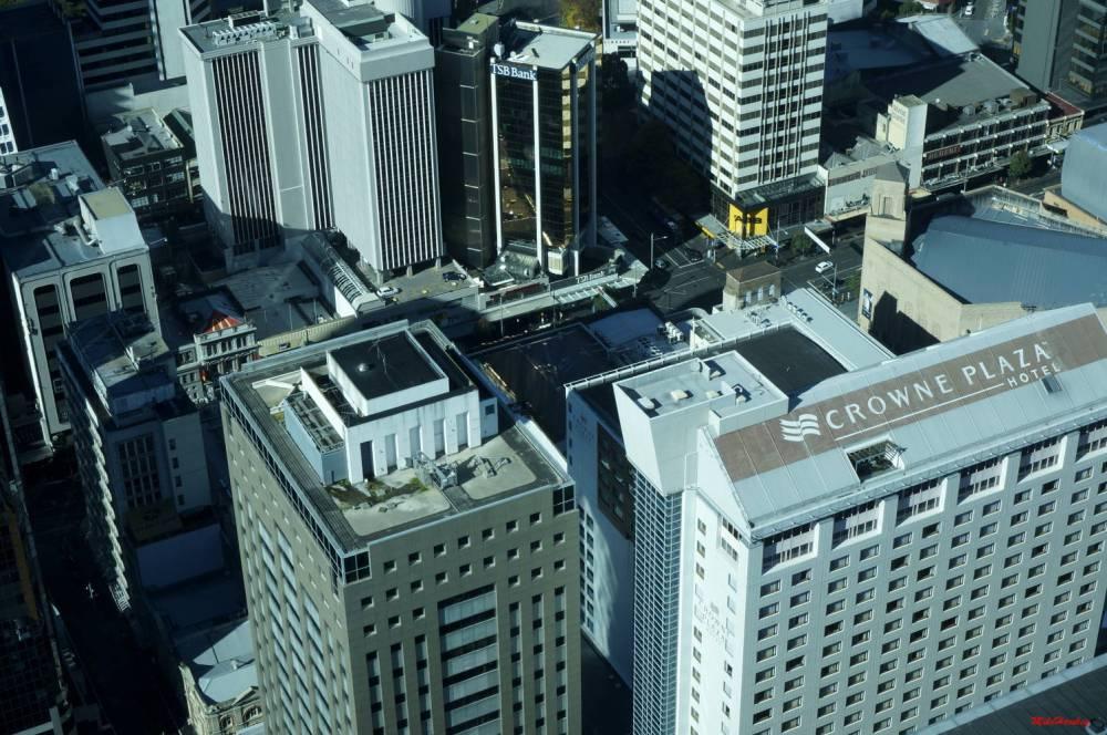 Queen Street Above