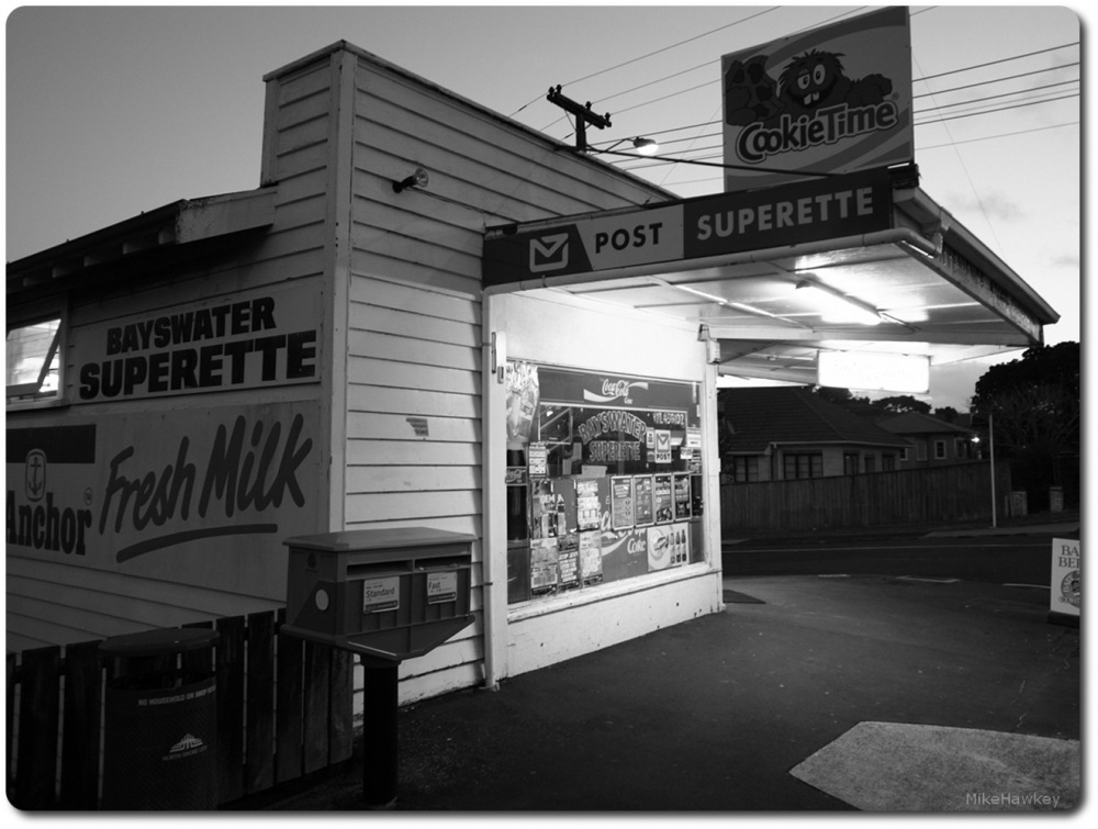 The Corner Dairy