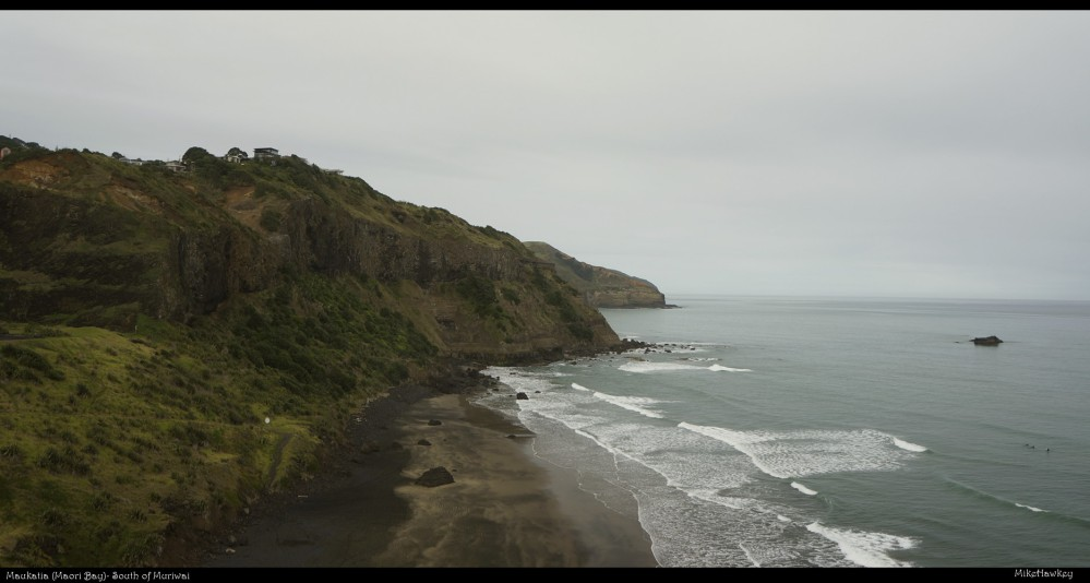 Maori Bay