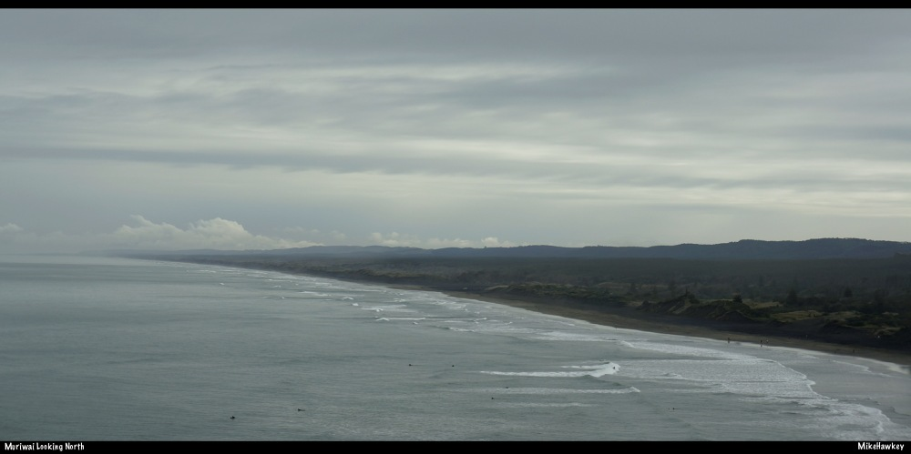 Muriwai looking North