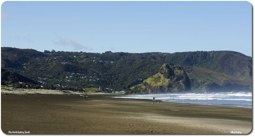 Piha North (looking South)