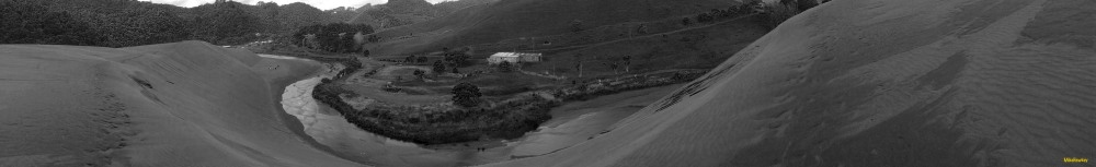 Dunes Panorama