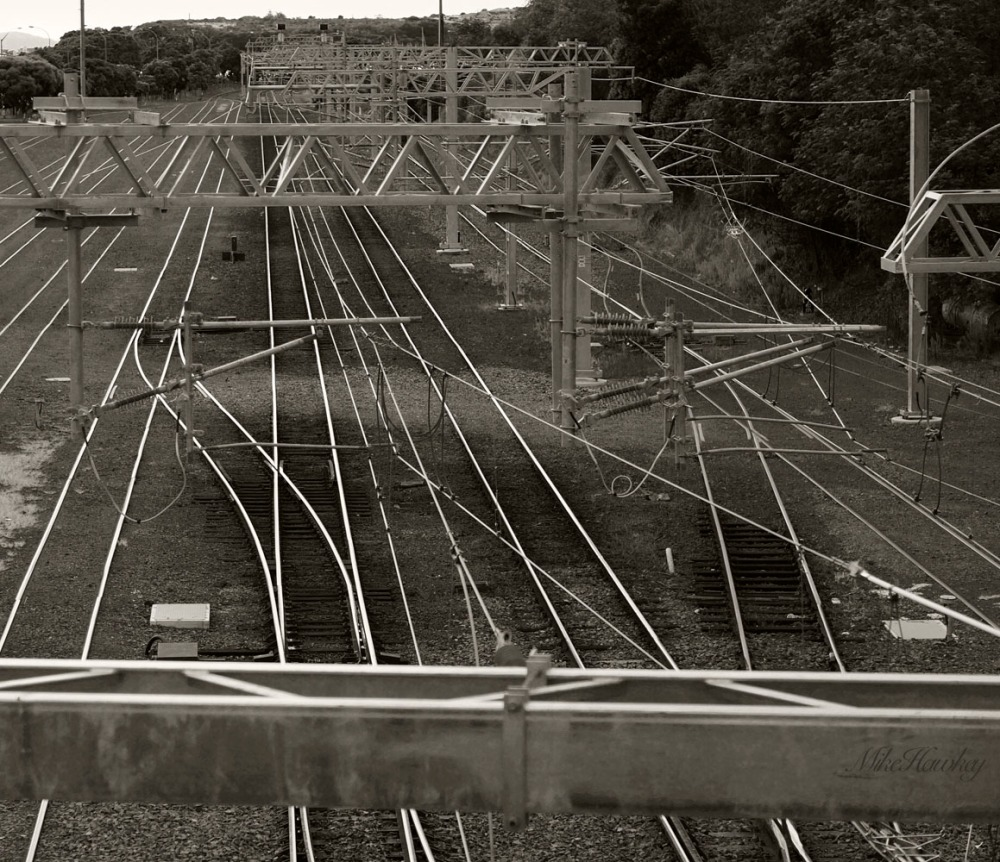 Above the Tracks