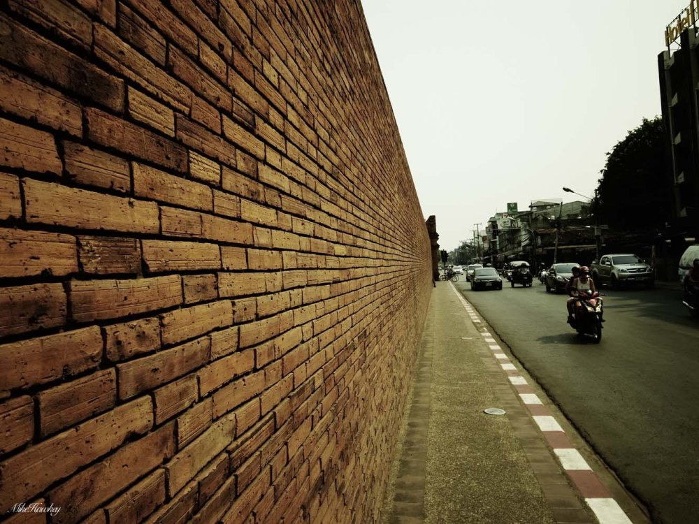 Chiang Mai Wall