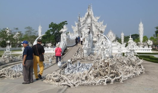Inside the white temple 2