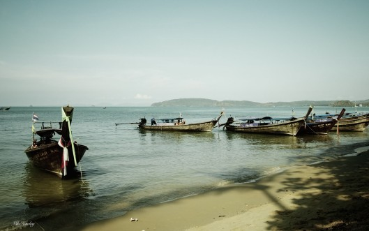 Krabi Boats 2