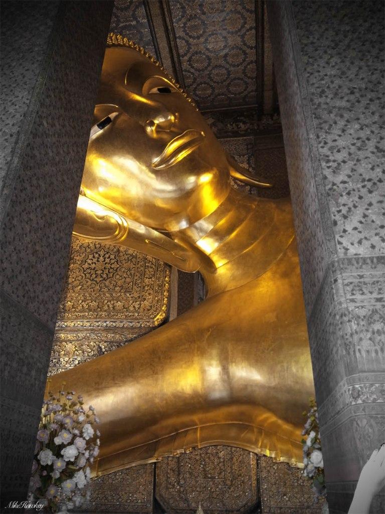 Reclining Budda 1