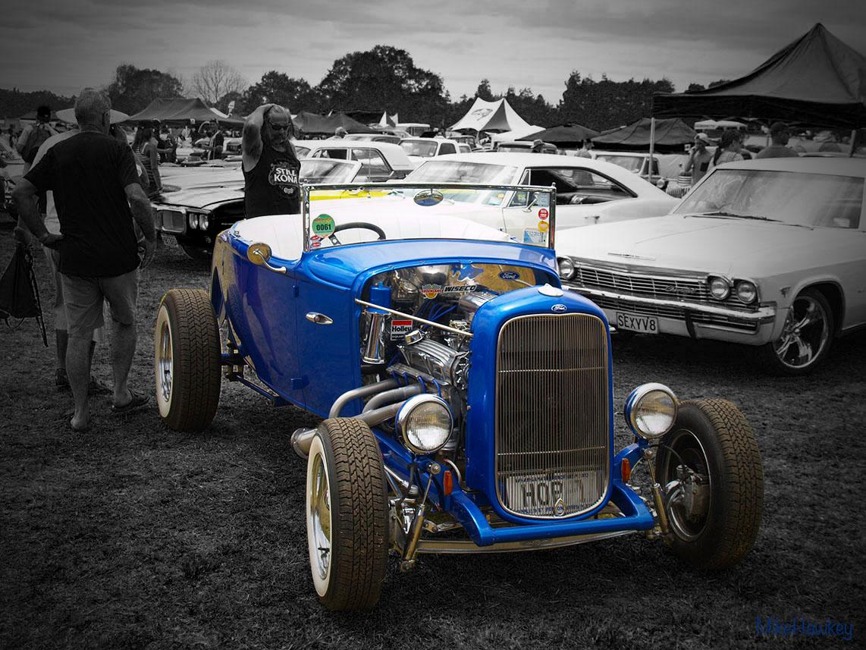 Kumeu Classic Car And Hotrod Show